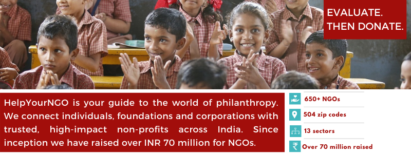 HelpYourNGO: Donate Now Online. Education
